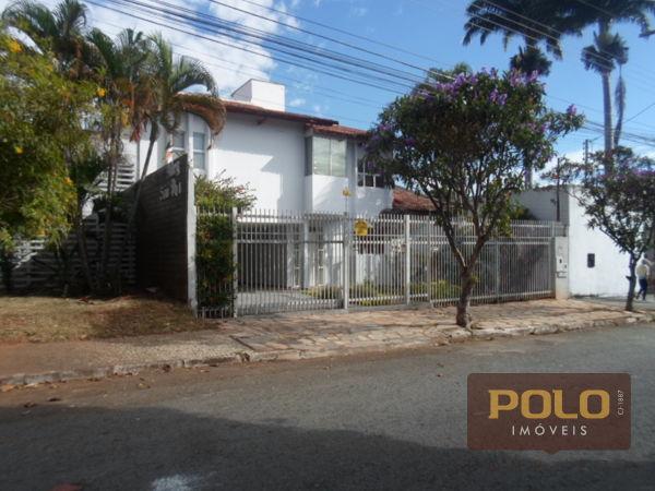 Casa sobrado com 4 quartos - Bairro Setor Marista em Goiânia - Setor Marista+aluguel+Goiás+Goiânia
