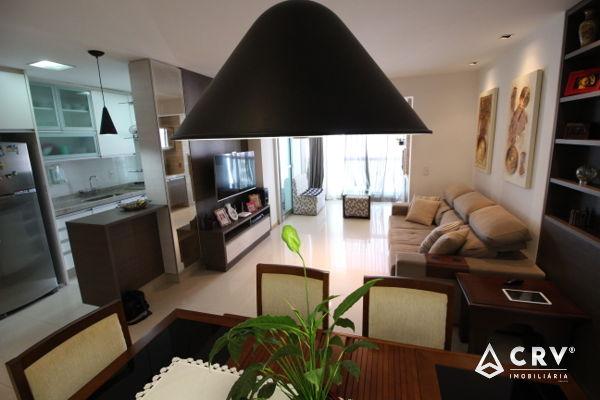 183286, Apartamento de 3 quartos, 94.0 m² à venda no Ed Florais Eco Resort E Residence, Gleba Palhano - Londrina/PR