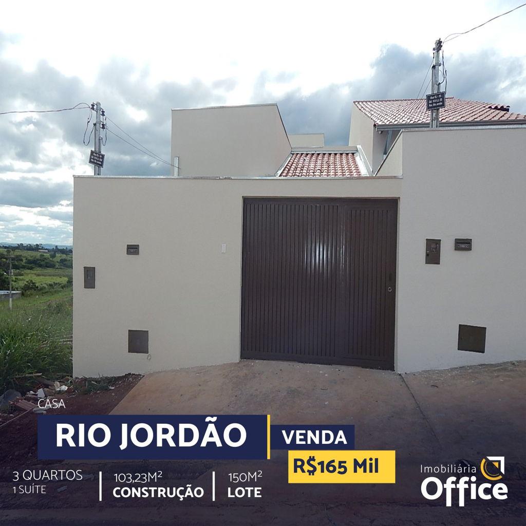 Residencial Rio Jordão
