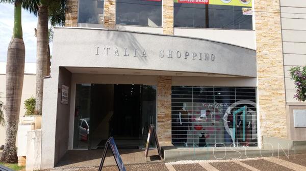 Shopping Comercial Galeria Itália
