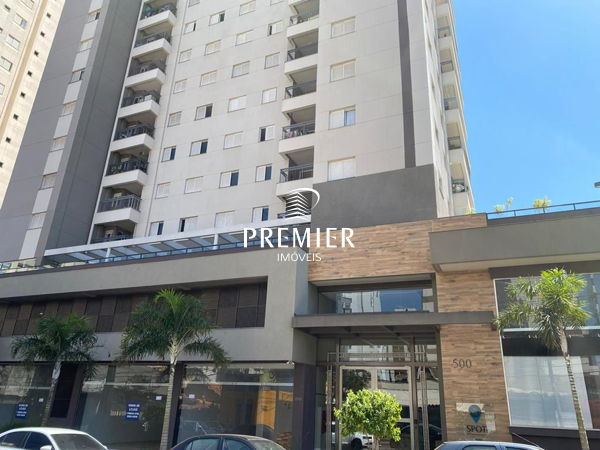 Edifício Spot Centro Residence